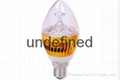 3w E14 bulb LED Candle with CE RoHS
