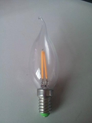 LED Candle Light E14 3W light candle led candle bulb