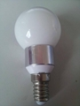 led lamps10w aluminum + plastic led