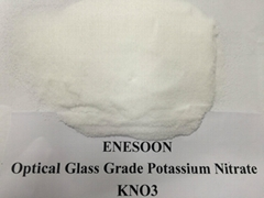Optical Glass Grade KNO3 Potassium Nitrate