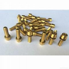 Machining Titanium Alloys Precision Parts