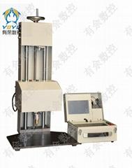 电动升降工装台式打标机