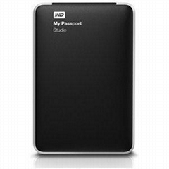 Western Digital WD My Passport Studio 2TB External HDD Hard Drive Disk