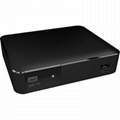 Western Digital WD TV Media Player WDBYMN0000NBK-HESN 1