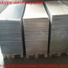 welded wire mesh panels really factory
