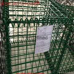 1*0.5*1m gabion cages an