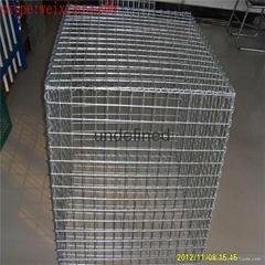 Direct factory welded ga