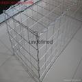 Intensity high galvanized gabion baskets