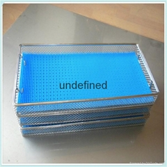 stainless steel 304 medical disinfection wire mesh basket