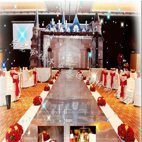 厂家直销反光地毯闪光地毯婚庆地毯 5
