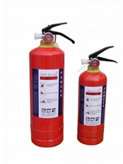dry powder fire extingui