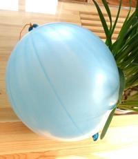Latex Punch balloons 2