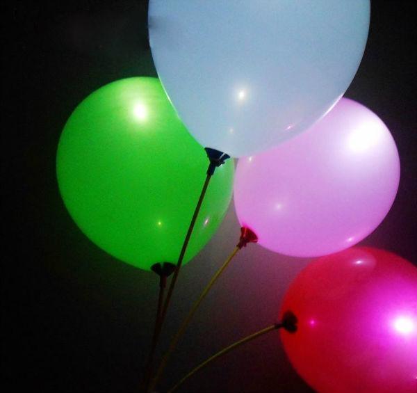 LED Latex Balloons 4