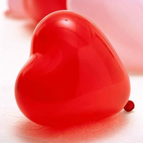 heart shape balloons 1