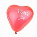 heart shape balloons 3