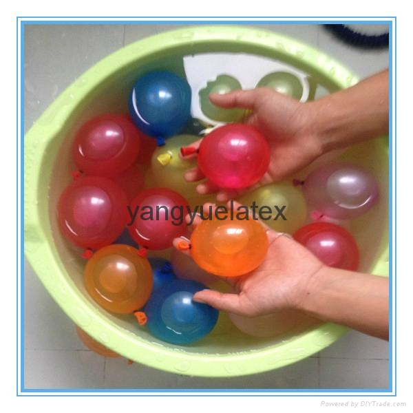 bunch o balloons water balloons 3 inch 100 water balloon 1