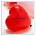 Red Heart Latex Balloons for Wedding 5