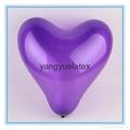 Wedding party balloons Heart balloons 3