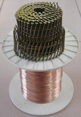 Special Copper Coated Wire for Nail(QB/T001-05)