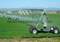 Lateral Irrigation Sprinkler System Agricultural Linear Move Irrigation Machine
