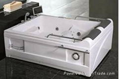 Acrylic Massage Bathtub (TMB018)