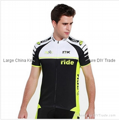 Cheap cycling jersey set, custom cycling jerseys wholesale, summer cycling cloth
