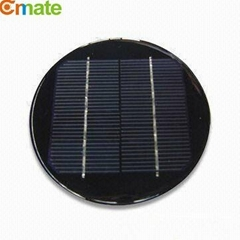 5W solar glass lamination panels with high efficiency