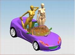 专业产品设计结构设计精密制造组装生产厂