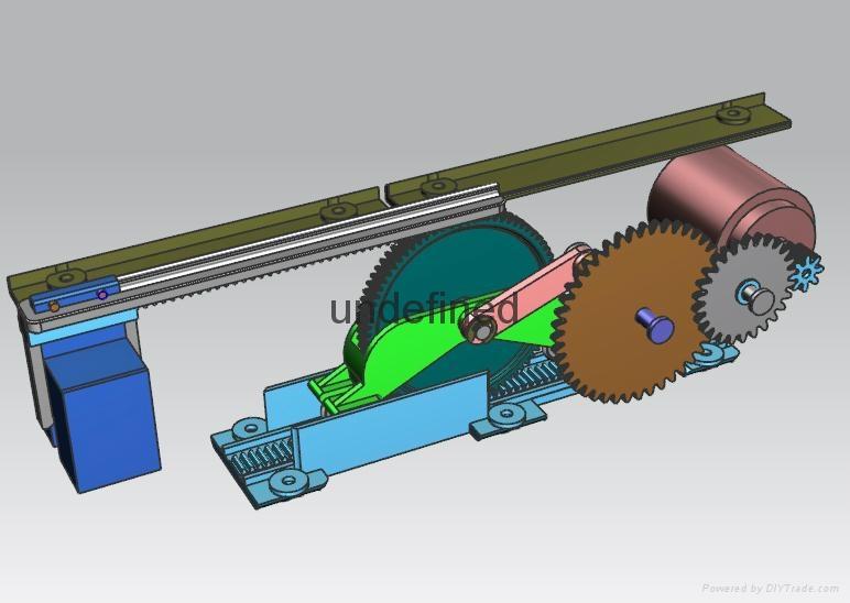 精密齿轮传动设计制造生产厂 1