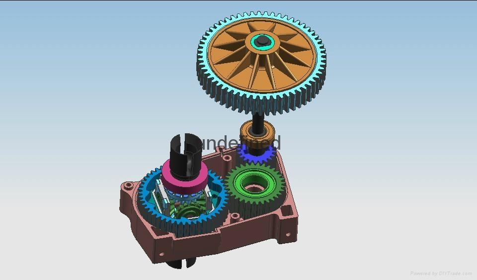 精密齿轮传动设计制造生产厂 3