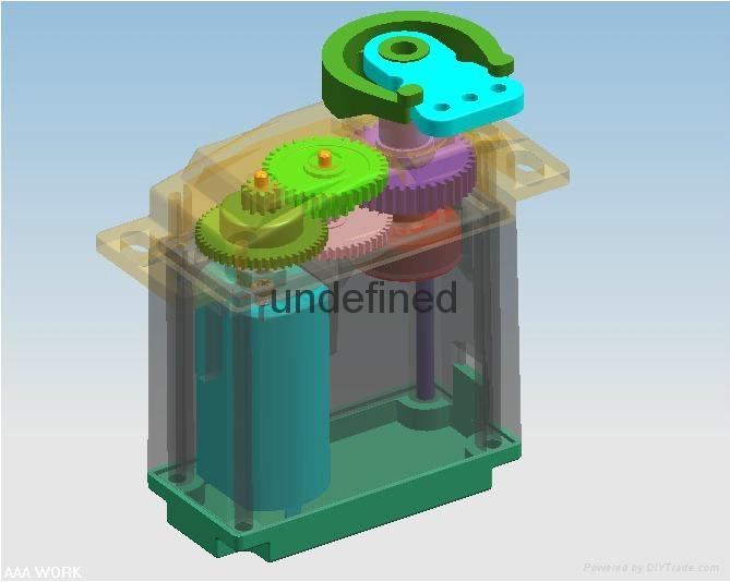 精密齿轮传动设计制造生产厂 4
