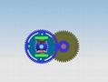 定制扭矩转速微型齿轮箱_无杂声无噪音大扭力齿轮箱 2
