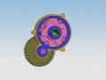 定制扭矩转速微型齿轮箱_无杂声无噪音大扭力齿轮箱 3