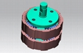 Custom design and manufacture of planetary gearboxes 3