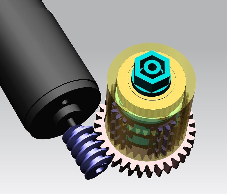 Custom design and manufacture of high torque tool gearbox 5