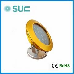 Hot Fashion 23W IP68 Fountain LED Underwater Light (SLW-08)