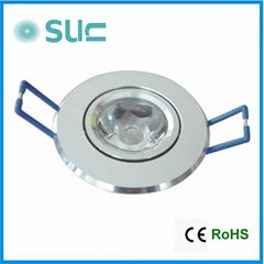 2015 New 3W LED Down Light for Balcony (SLTH-COBA2-2-3W)