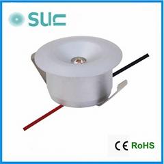 Hot Sale Mini 1W LED Ceiling Light with DC12V (Slt-01)