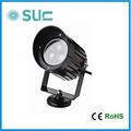 Fashion 9W IP65 Indoor LED Spot Light
