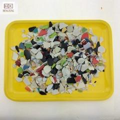 crushed melamine granule
