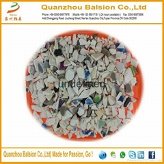 Largely Supply 100% Urea Recycled Plastic Blasting Media Materials