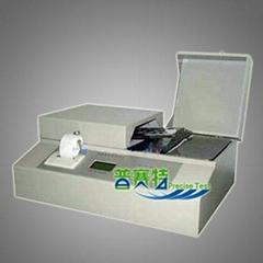 紙張柔軟度測定儀