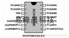 易峰晨科技无线暖身宝方案SC91F831