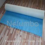 Nelumbo impermeable membrane