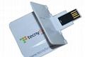 bank card usb flash disk china supplier 2