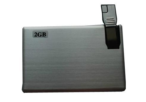 bank card usb flash disk china supplier 3