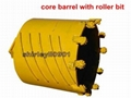 Core Barrel for Foundation Drilling