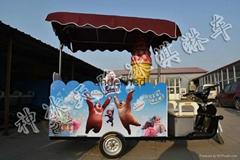 一優質冰淇淋車