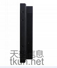 供應10.4寸工業觸摸顯示器LED顯示屏嵌入式安裝