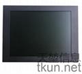 供應10.4寸工業觸摸顯示器LED顯示屏嵌入式安裝 3